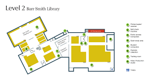 the barr smith library university library