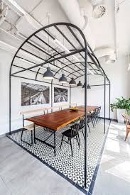 this office is complete with its very own kitchen space making it