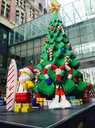 the lego christmas tree in sydney u2013 see where your creativity can