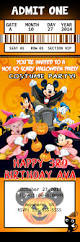 Kids Halloween Birthday Party Invitations by 305 Best Disney Halloween O Images On Pinterest Disney
