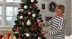 decorating your christmas tree christmas lights decoration