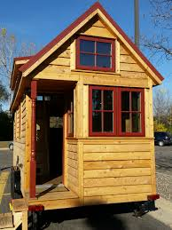Tumbleweed House Tumbleweed Cypress Finished Shell Tiny House For Ustiny House