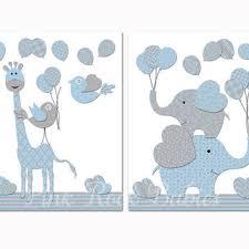 shop blue elephant baby shower decorations on wanelo