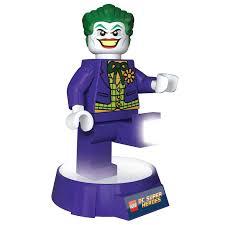 lego dc superheroes u0027the joker u0027 del torch u0026 night light batman