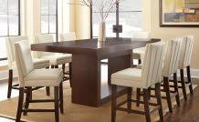 tall dining room table sets table decoration ideas