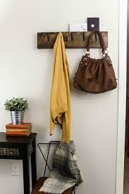 industrial chic coat rack love create celebrate