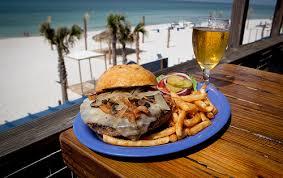Backyard Burger Panama City Beach Panama City Beach Spring Break Plan Your Trip Peanuts Or Pretzels