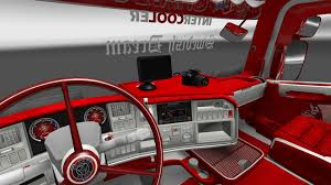 Interior Truck Scania Scania Rjl 1 5 2 With V8k Animation And Weeda Interrior Modhub Us