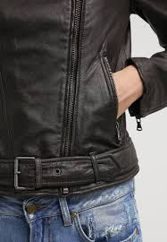 women jackets oakwood leather jacket kaki oakwood interiors