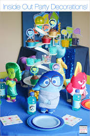 inside out party disney s inside out party ideas soiree event design