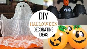 easy 2017 diy halloween decorating ideas youtube