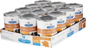 hill u0027s prescription diet s d urinary care original canned dog food