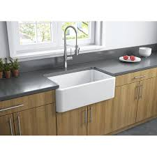 Crestwood Kitchen Cabinets Crestwood Reversible Fireclay 30