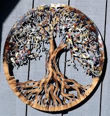 tree of life home decor tree of life metal art wyskytech com