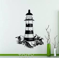 wall ideas michigan lighthouse wall art lighthouse wall art