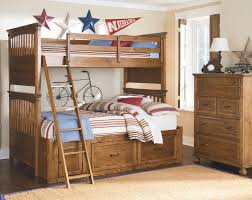 Wooden Bunk Beds Kids Room Attractive Design Of Twin Over Full Bunk Beds To