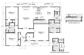 the abilene modular home plan manufactured floor plans cottage