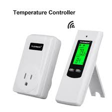 source 1 thermostat manual floureon rf plug in thermostat heating and cooling temperature