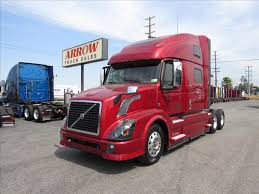 volvo commercial truck dealer arrow inventory used semi trucks for sale