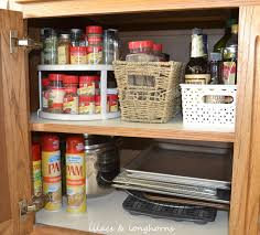 Spice Cabinet Organization Kitchen Organization Show Off Lilacs And Longhornslilacs And