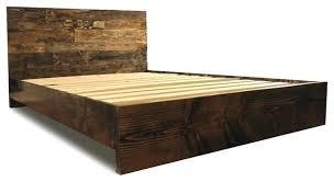 bed frame california king platform bed for sale west elm cal