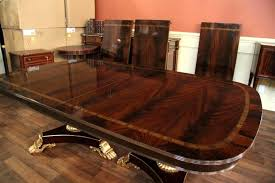 Big Wood Dining Table Awesome Wooden Dining Table Design Bug Ideas Large And Wide