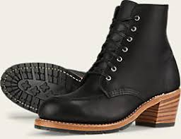 womens boots pic s 3406 clara leather boot wing heritage