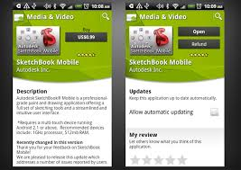 android market app showdown android market vs itunes app store android appstorm
