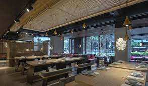 Vanity Restaurant Ma U0027s Kitchen Restaurant By Chengdu Hummingbird Design Consultant