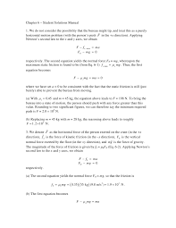 8e solutions manual of fundame