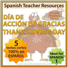 1 reading about thanksgiving day lecturas día de