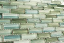 green glass tiles for kitchen backsplashes popular blue tile kitchen backsplash green blue white subway