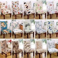Dining Chair Covers EBay - Short dining room chair covers