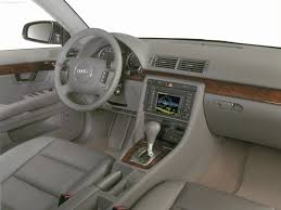 2004 Audi A4 Interior Audi A4 2000 Picture 16 Of 18