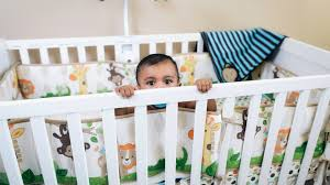 Luxury Baby Cribs Uk by Cot Bumpers Pose A U0027serious Threat U0027 To Babies Warns Leading U K
