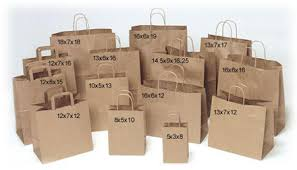 kraft paper shopping bags all of your retail gift packaging