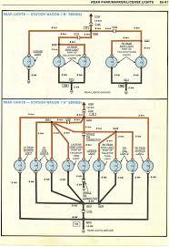 electrical wiring rea rlights wagon lighting wiring diagram
