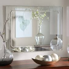 Bathroom Mirrors Chrome by Creative Ideas For Bathroom Mirrors Teak Wood Framed Wall Mirror