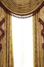 unusual draperies burgundy and gold curtains with valances tags 88 unusual