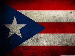 Blue Flag White X Grunge Flags Of Puerto Rico 4k Hd Desktop Wallpaper For 4k