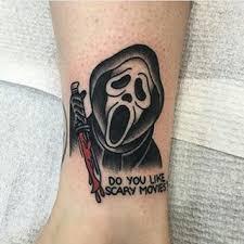 Scream Wazzup Meme - 97 best scream tattoos images on pinterest scream needle