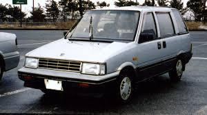 mitsubishi wagon 1990 nissan prairie