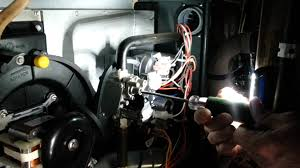 how to check and adjust gas pressure on gas valve youtube