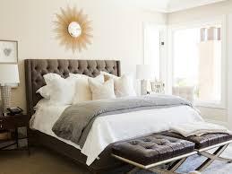 Tufted Bedroom Bench Zephyr Black Leather Tufted Bedroom Bench