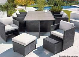 canap ext rieur design salon exterieur design table de jardin design pas cher ensemble