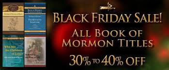 black friday movie black friday sale 30 40 off all book of mormon titles greg