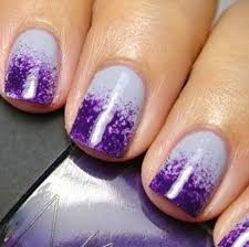 purple designs for nails how to get attention pics fashion