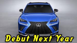lexus nx suv specs revealed 2018 lexus nx specs reviews and interiors youtube