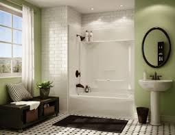 Shower And Tub Combo For Small Bathrooms - bathtub shower combo ideas for wonderful bathroom area design