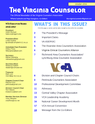 Counseling With Our Councils Revised Edition Virginia Counselors Association